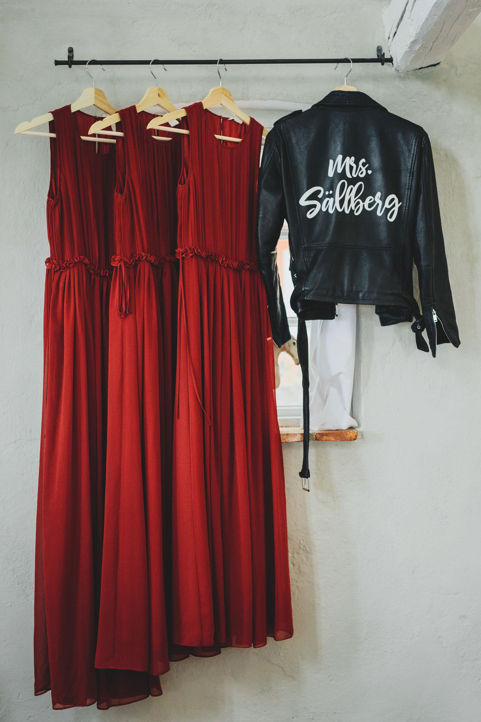 brudtärnor+brudklänning+klänningar