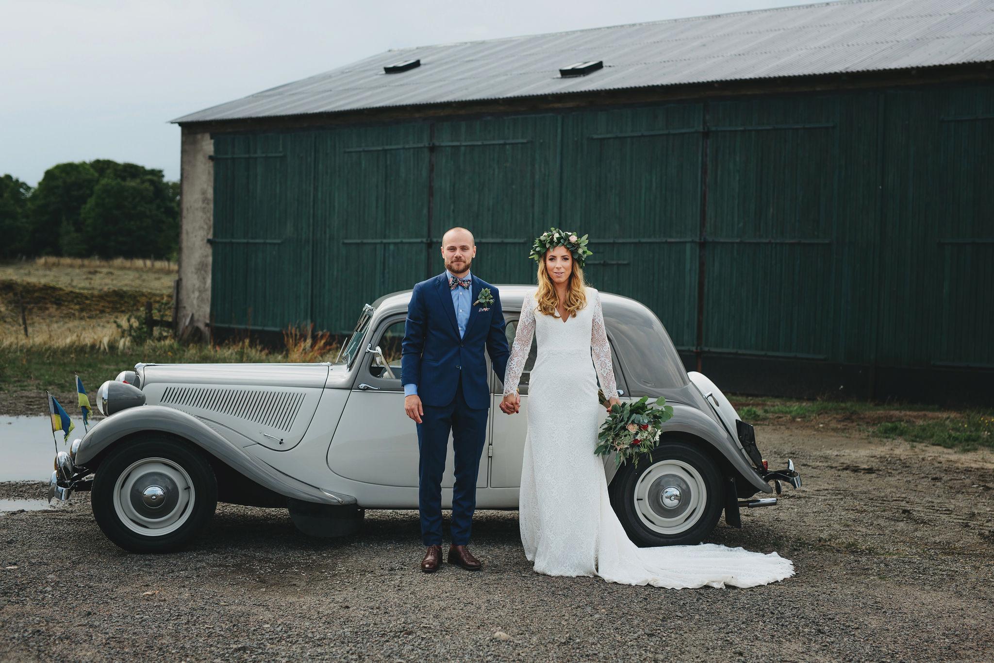 hyra+bil+bröllop+chaufför+bröllopsfotograf