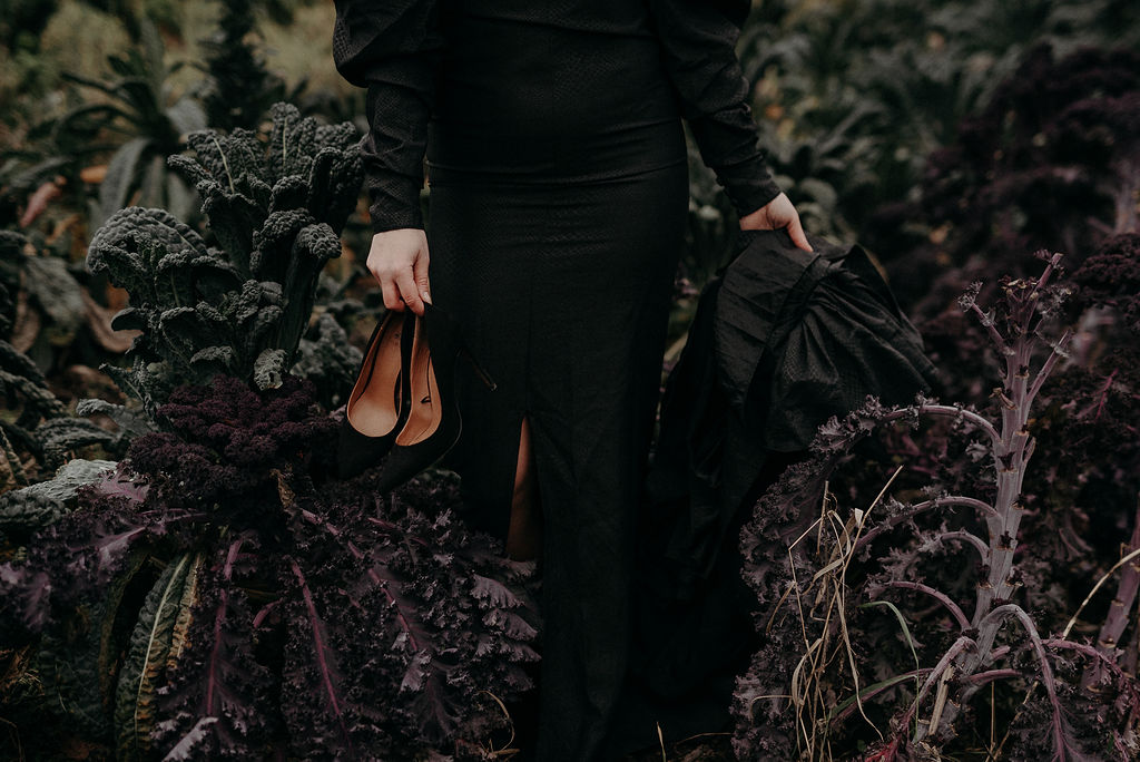Modefotograf + klänning
