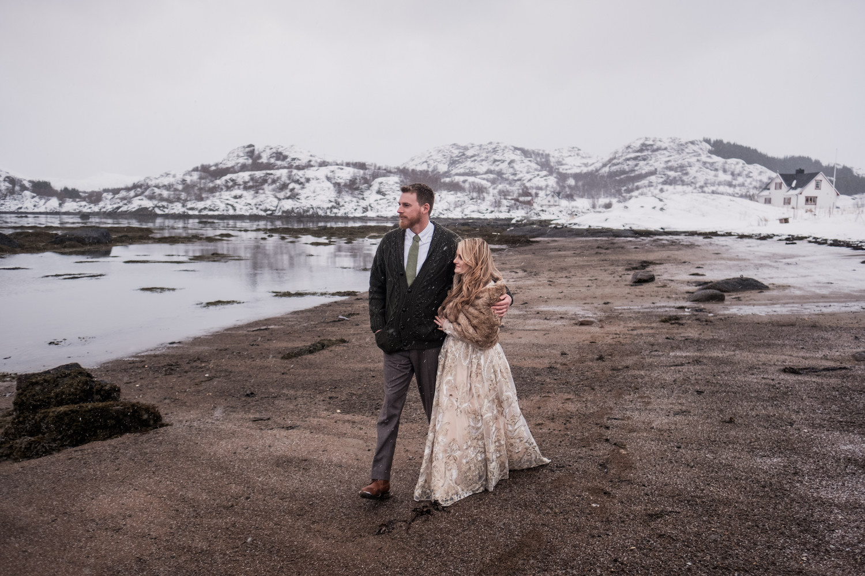 Wedding inspiration + Winter Wedding