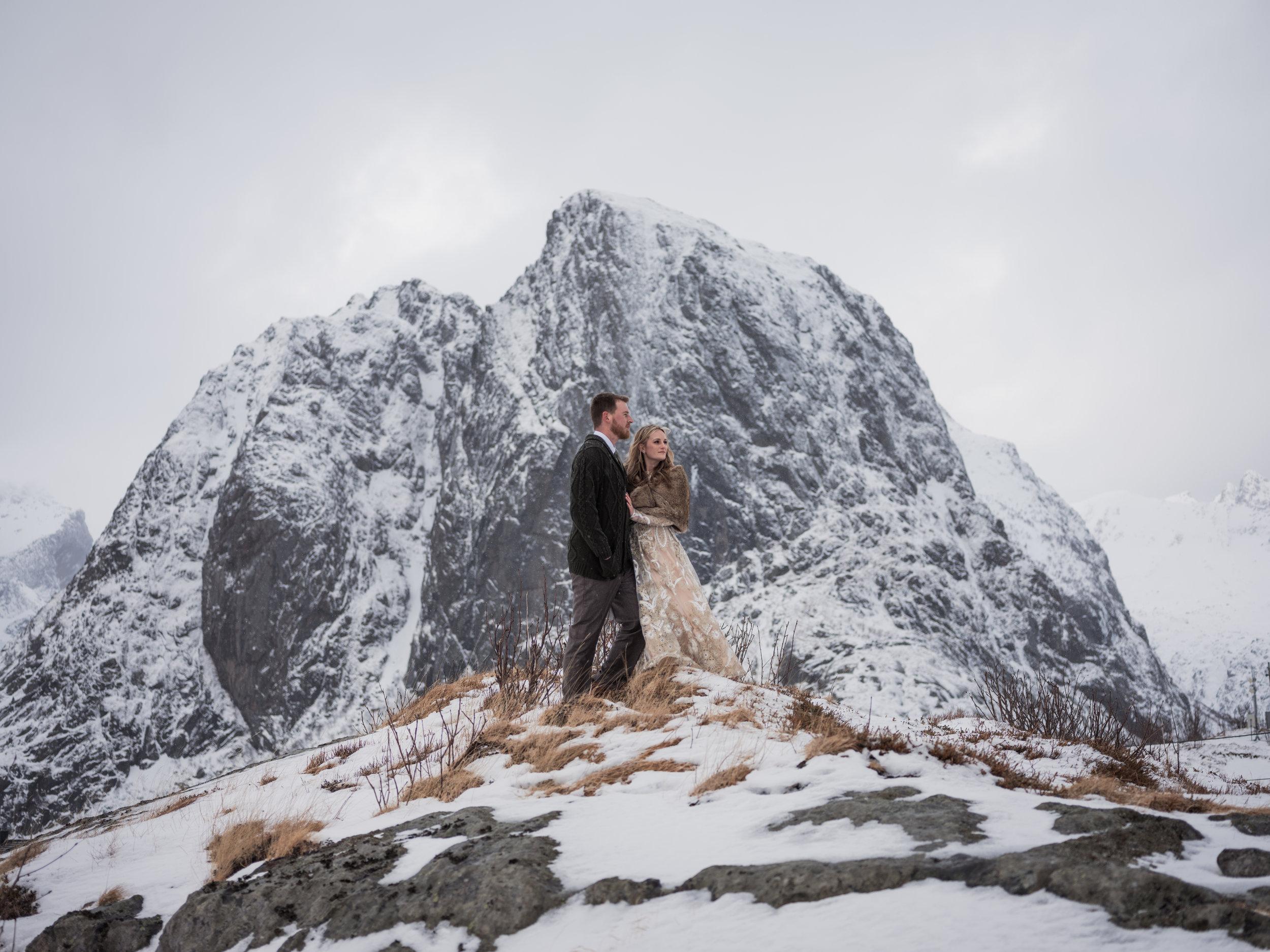 Getting married in Scandinavia