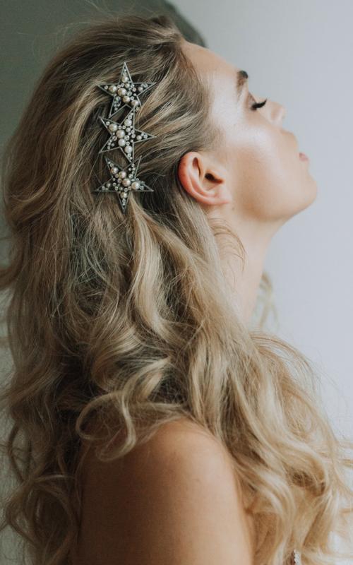 Marin hair clips