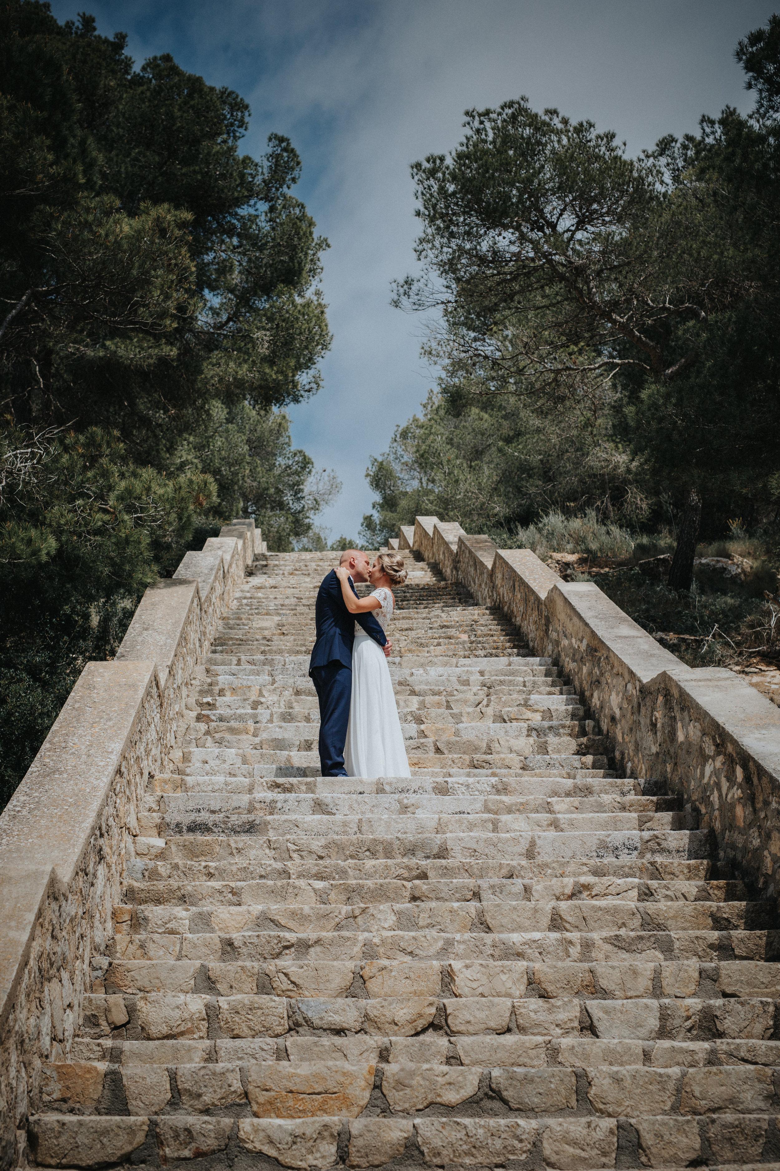 Destinationsbröllop Mallorca