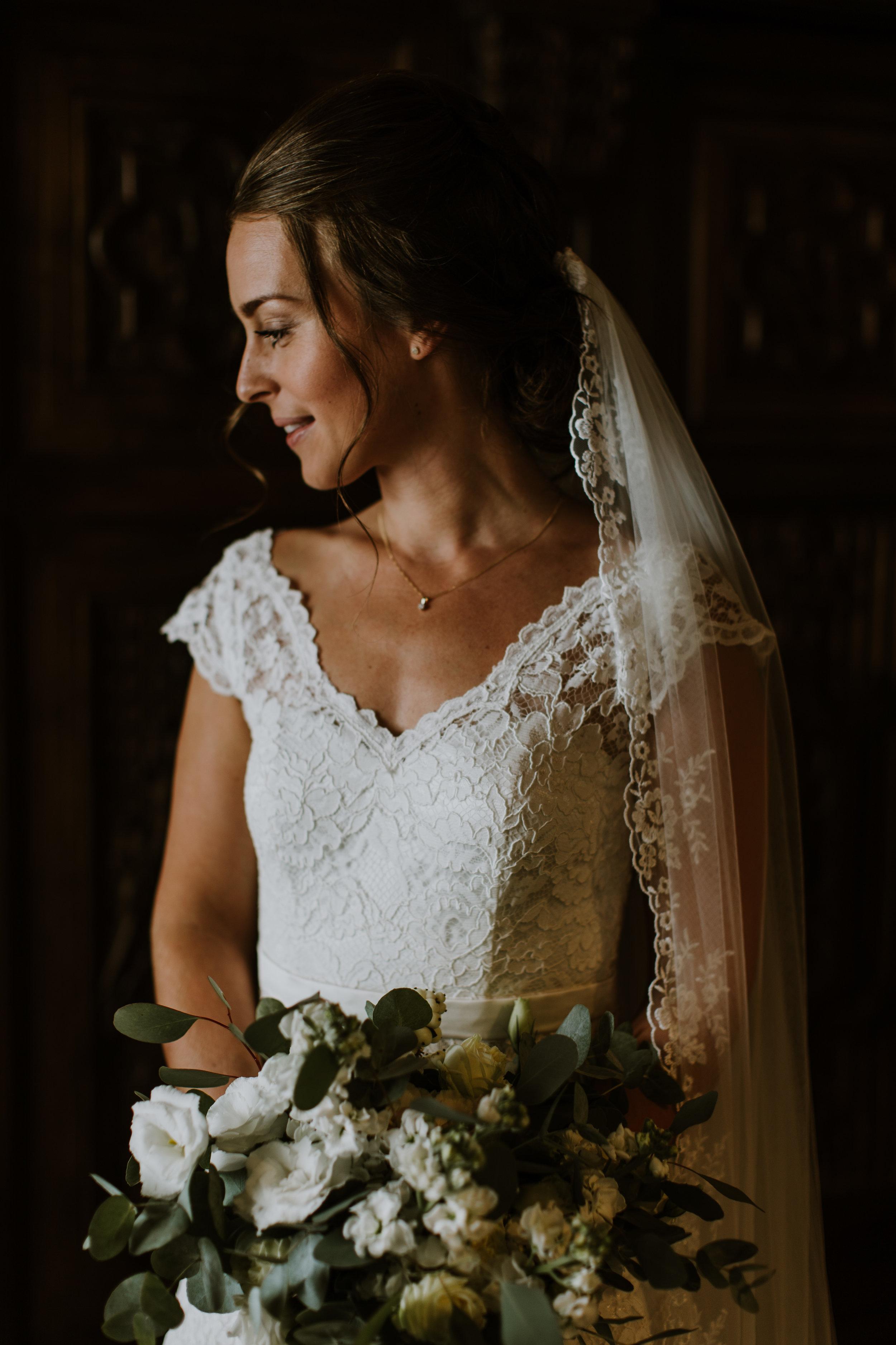 brud brudklänning bröllopsinspiration