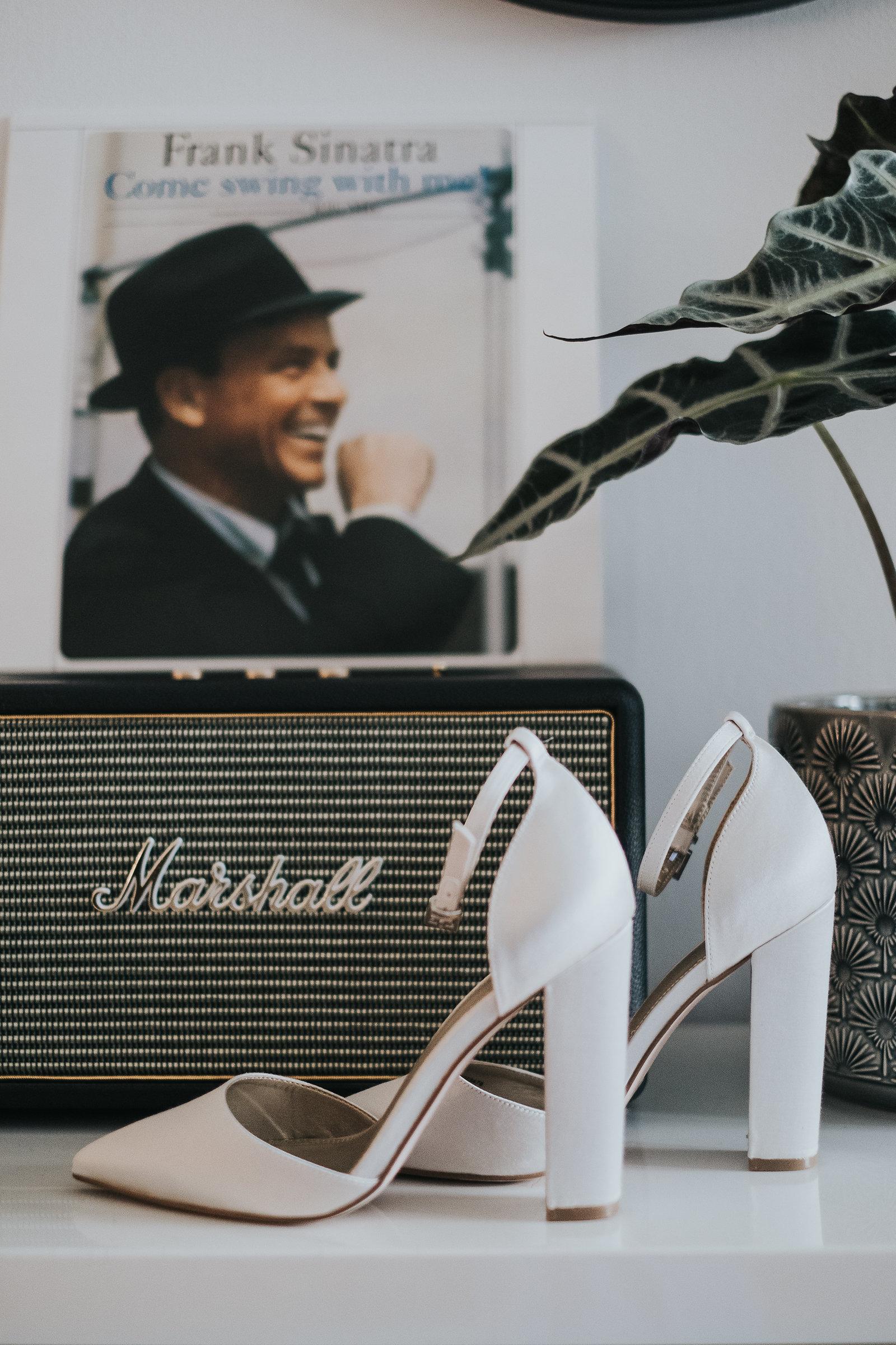 brudskor bröllop skor
