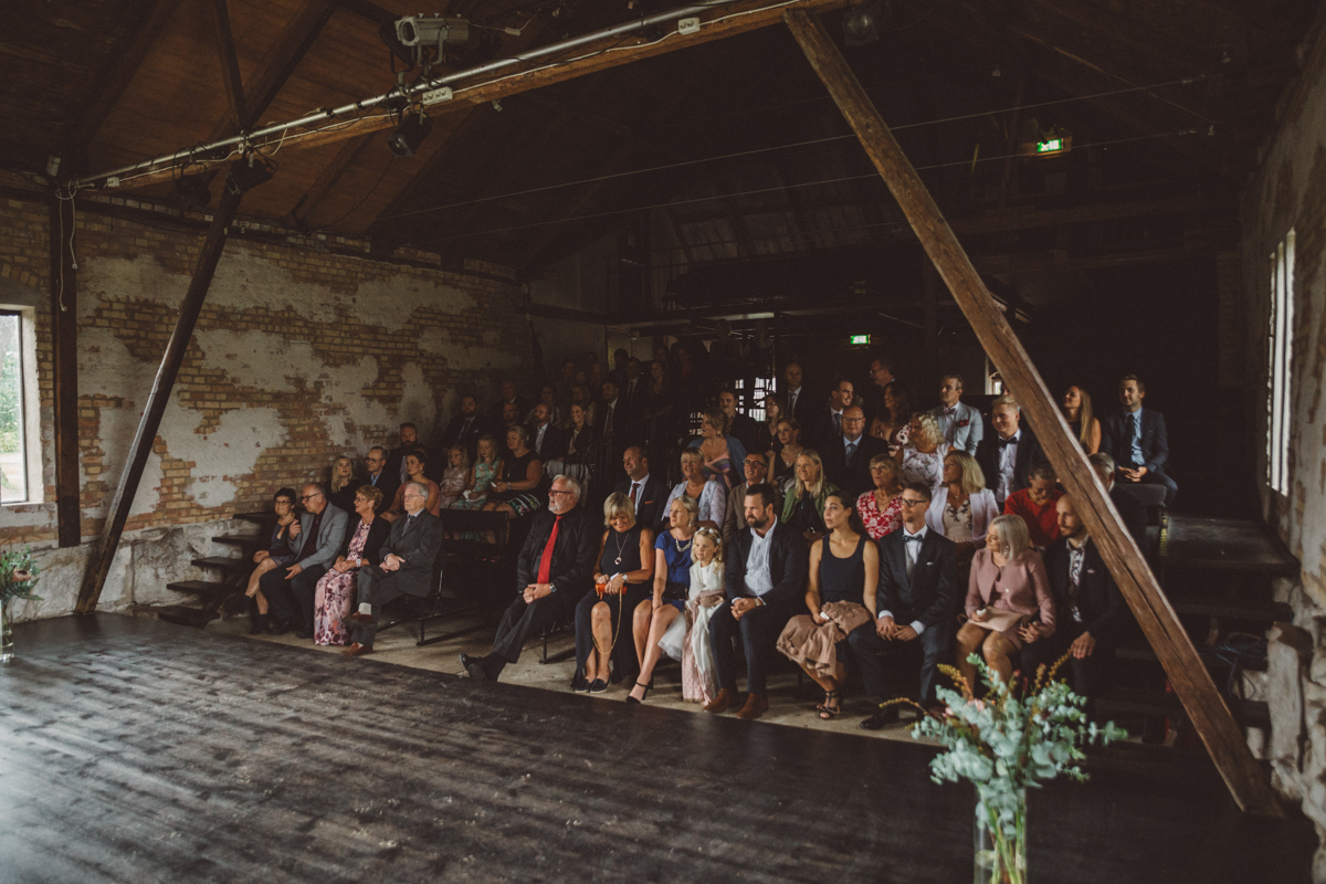 rustik festlokal bröllop