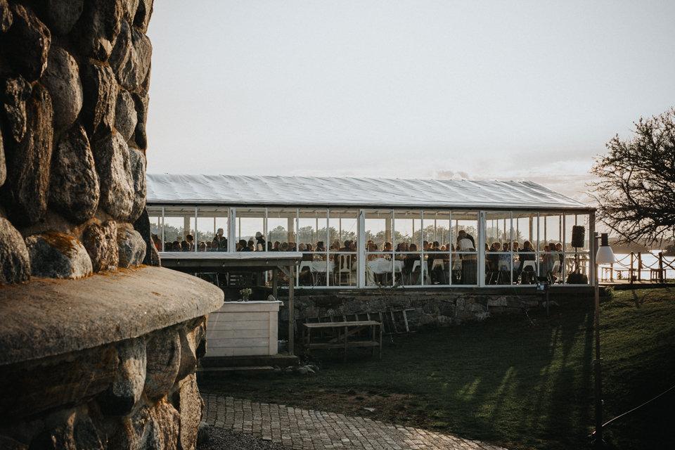 festlokal bröllop skärgården