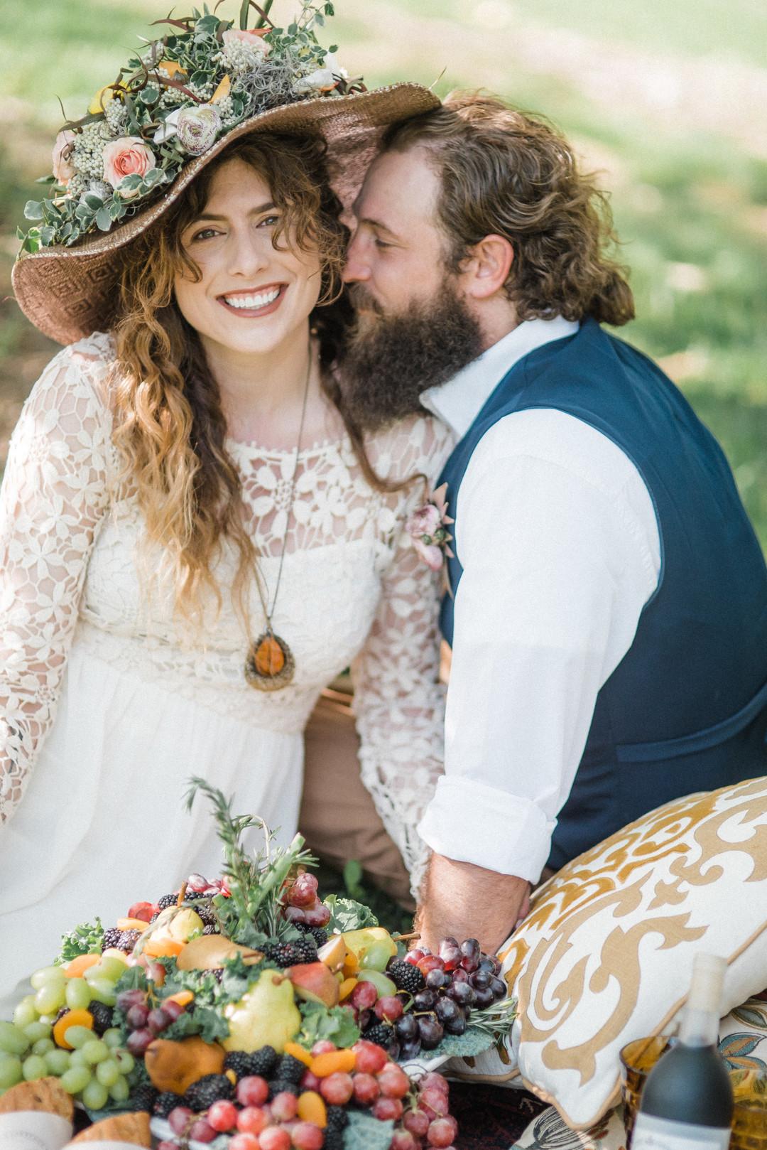 bröllopsblogg+bukett+boho