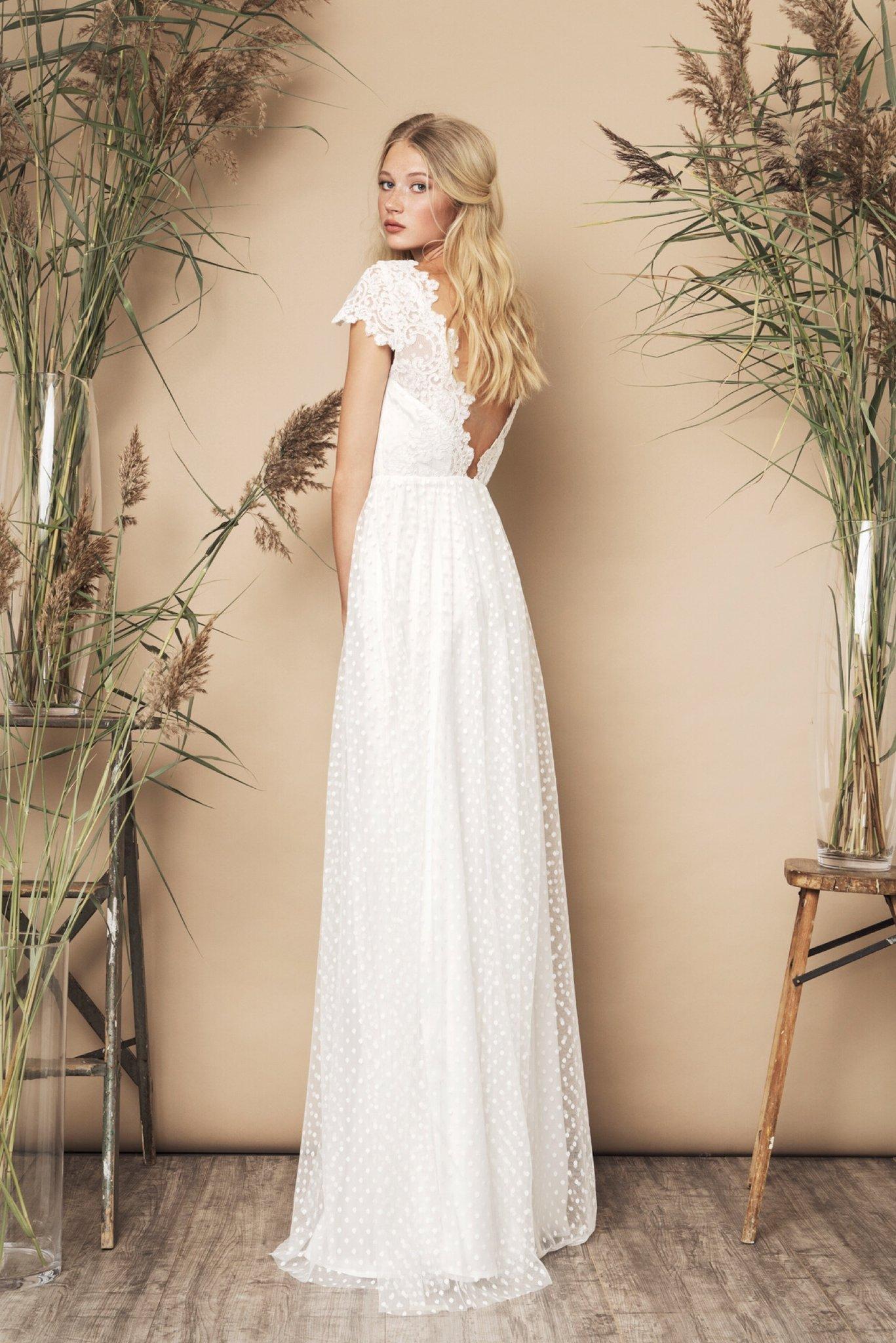 Dancer Dress Ivory