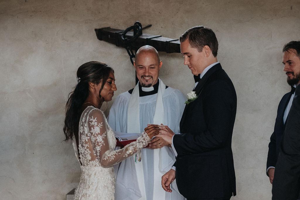 Bröllop på Gotland