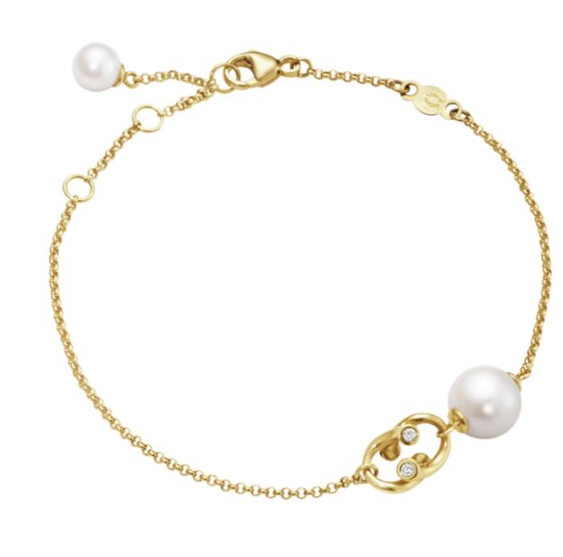 Armband med pärlor