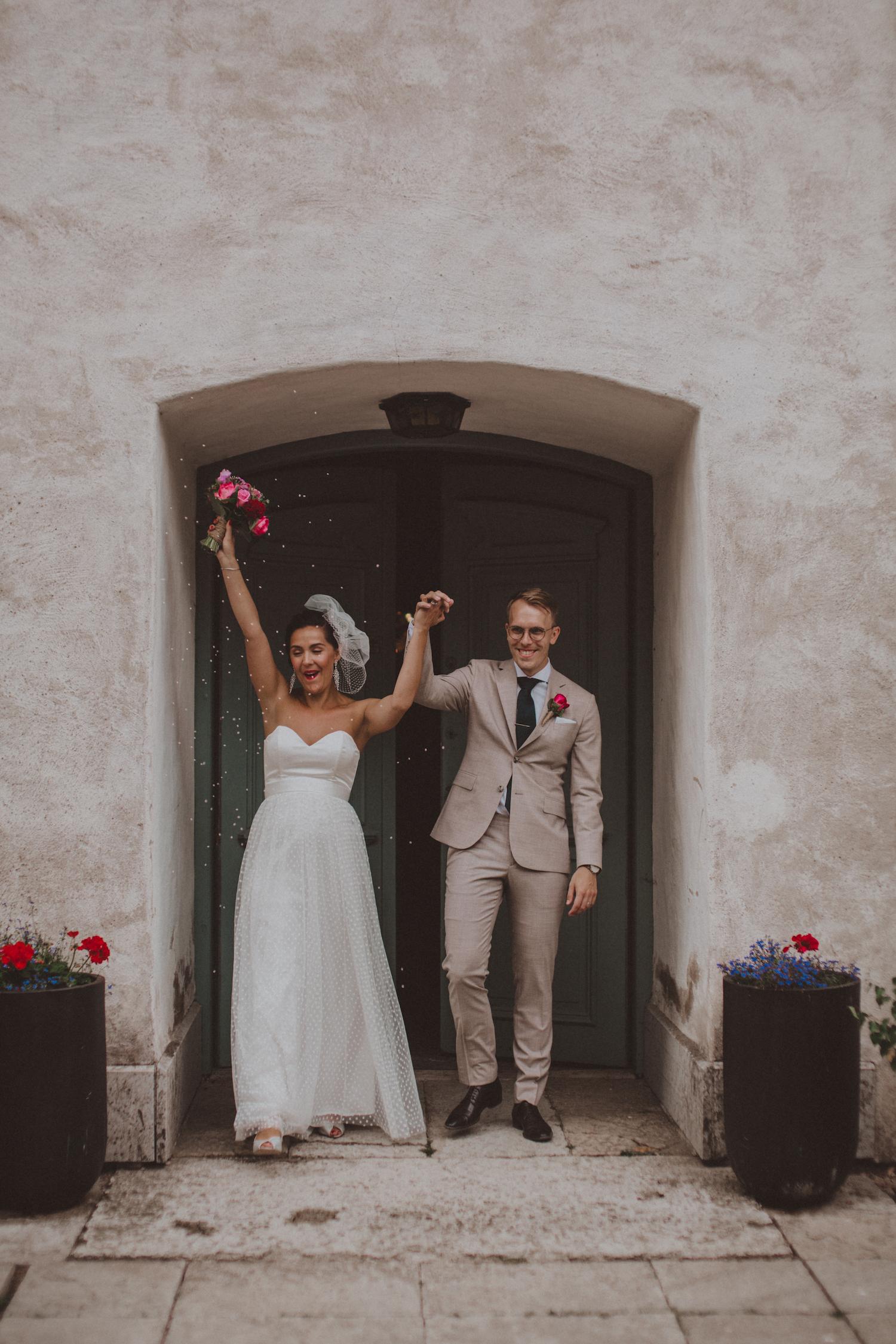 bröllop kyrka vigsel