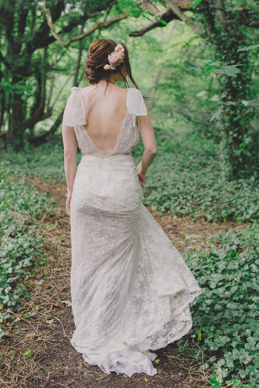 Brudklänning bröllopsmode