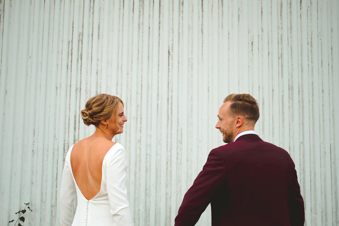Bröllopsberättelse + Bröllop + first look