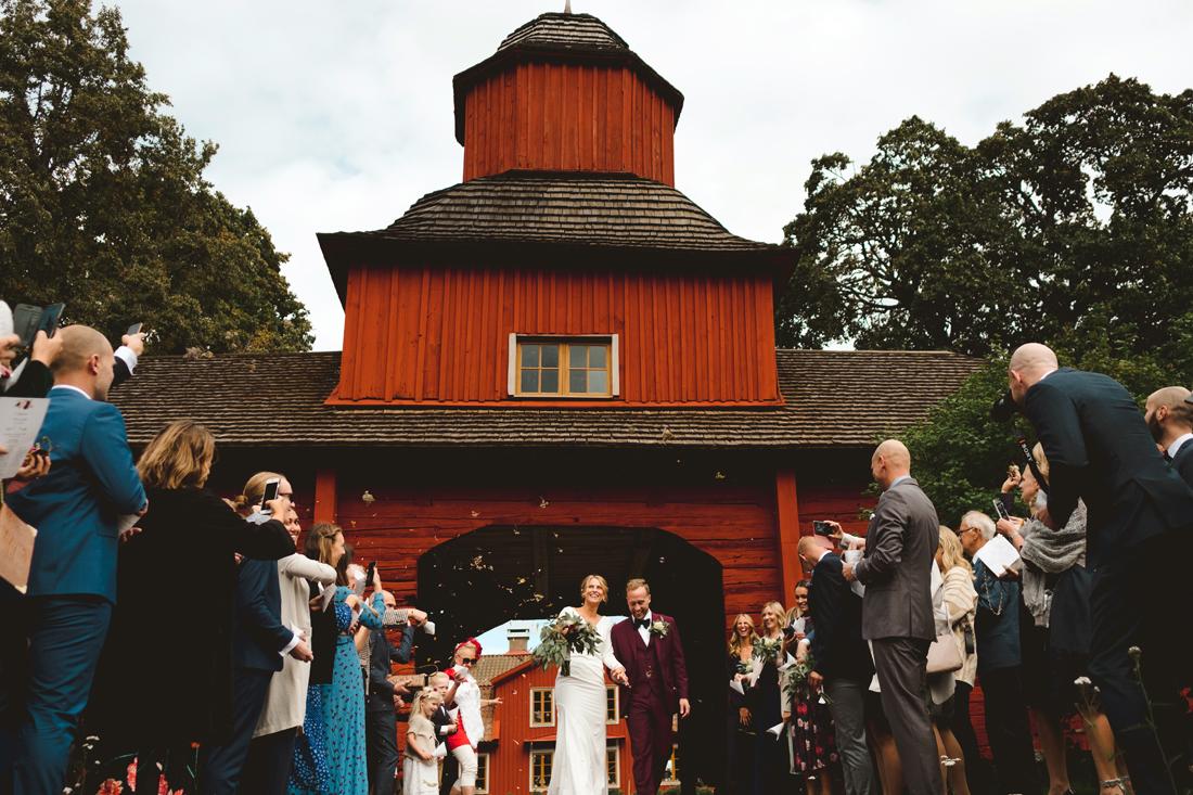 bröllopsblogg vigsel ceremoni