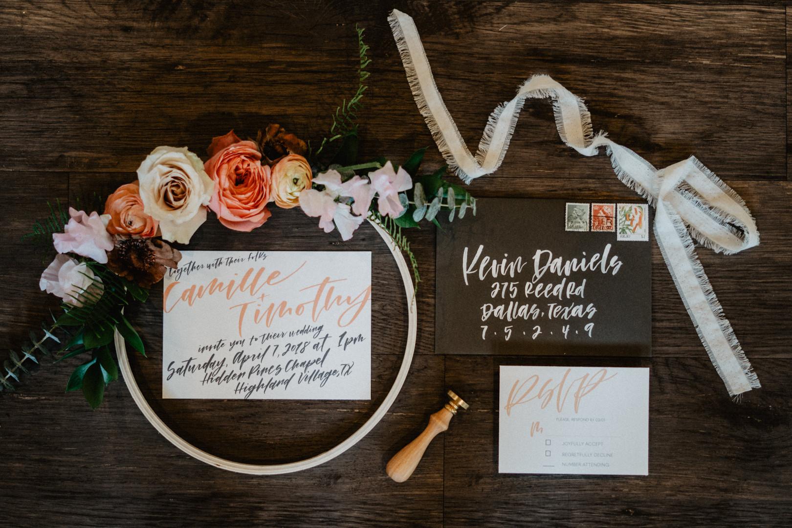 bröllop+boho+elopement+trycksaker