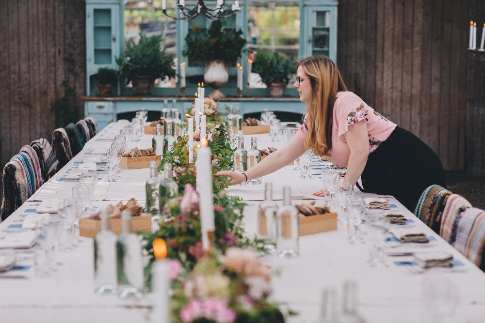 Weddings by Rental Stories - Vill ni ha ett personligt bröllop som går utanför ramarna? Anna Edström Widén på Rental Stories hjälper er att skapa ert drömbröllop.