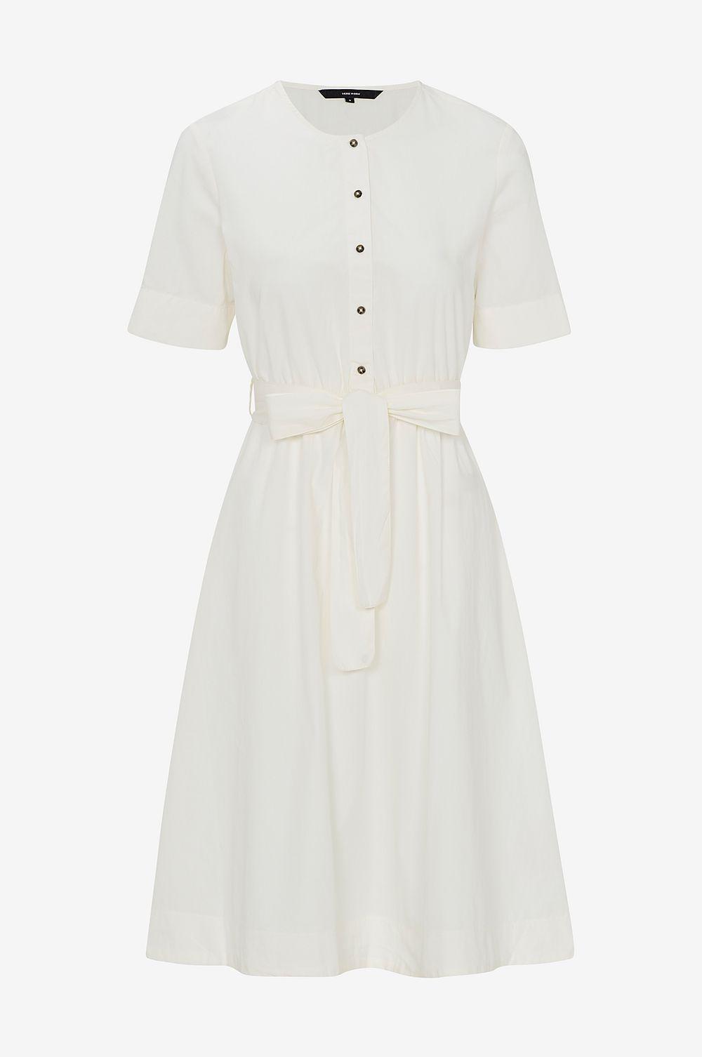 Vit klänning , Ellos