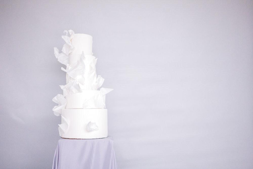Fotograf:  Michelle Lippert Photography . Tårta:  XO cakery .