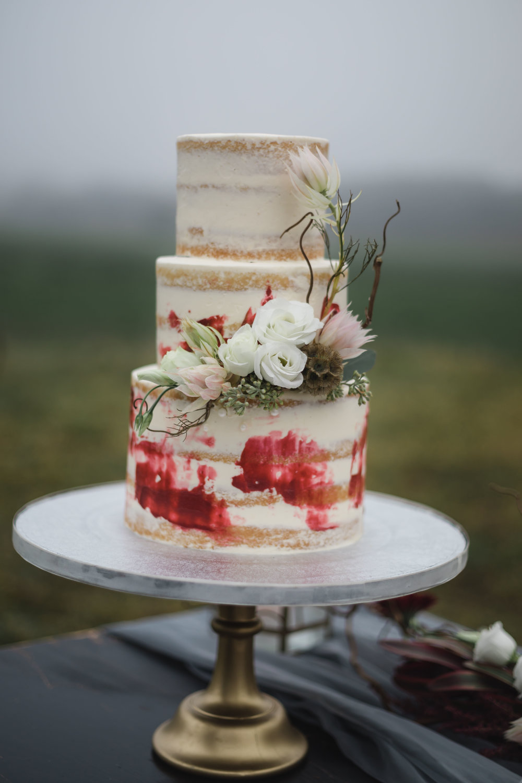 Fotograf:  Maria Wideman . Tårta:  Cake Couture .