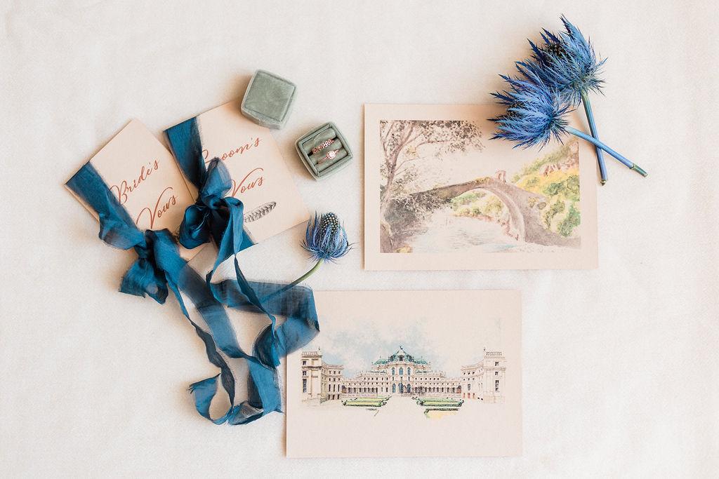 Trycksaker bröllop inbjudninsgkort save the date