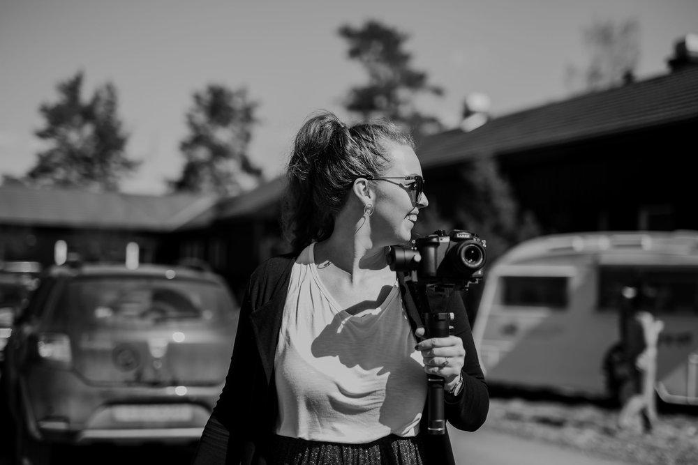 Maria Broström - Videograf