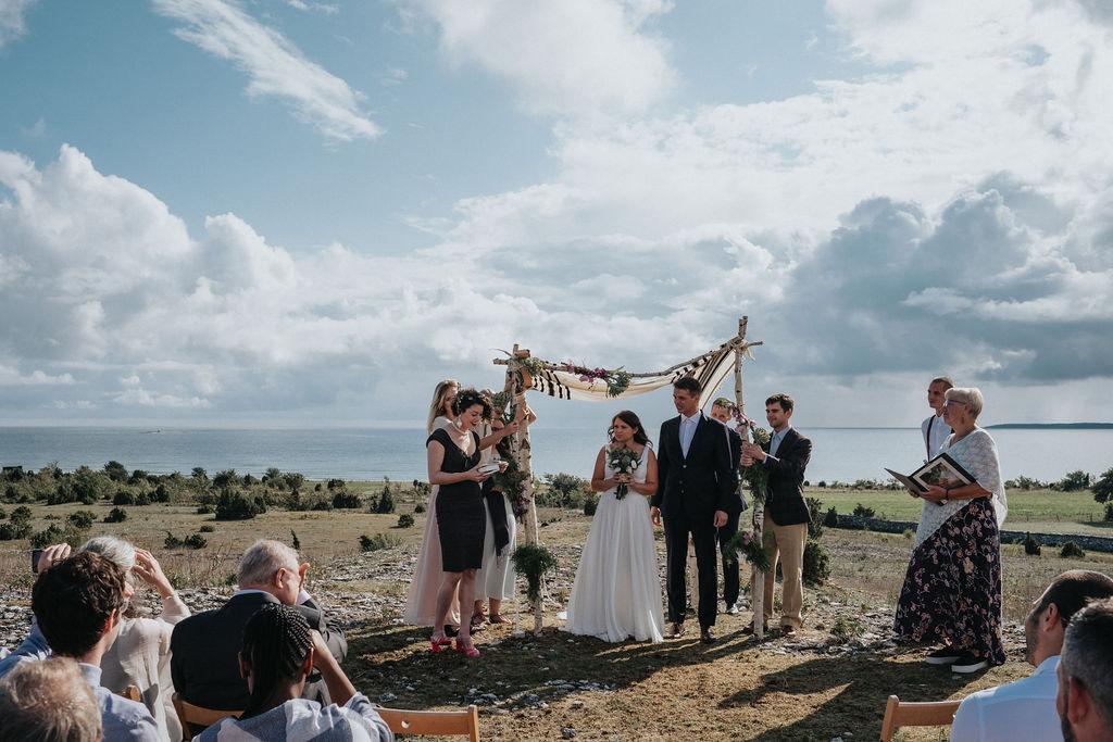 Gotland + bröllop