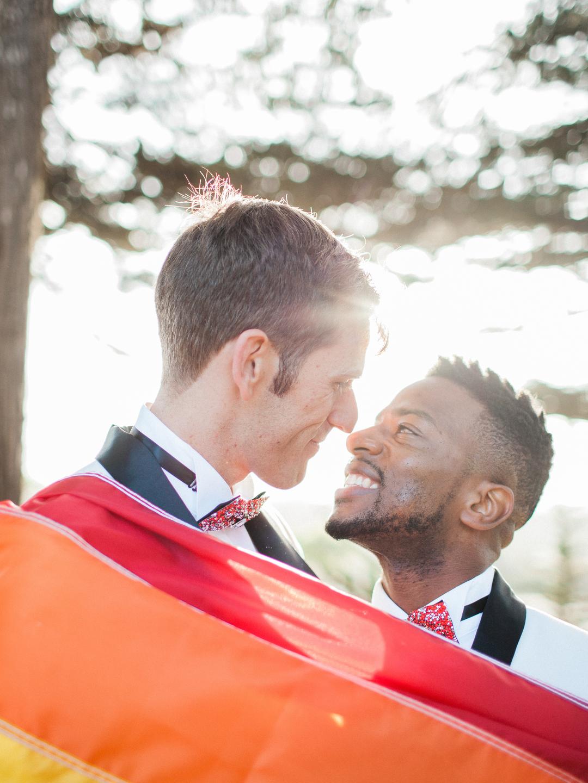 Bröllop pride