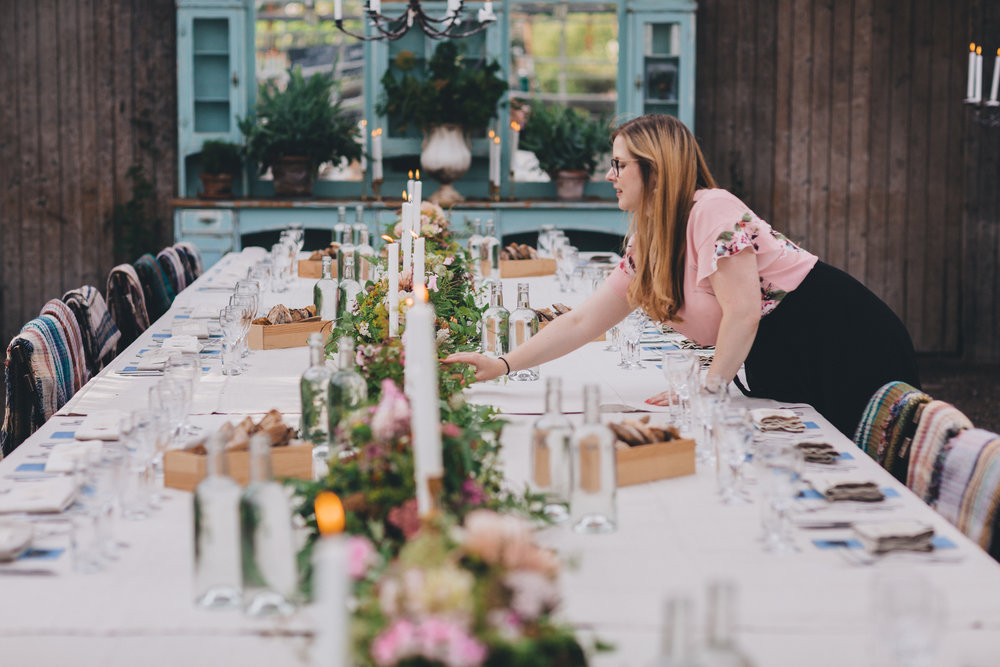 Wedding by Rental Stories - Bröllopskoordinator i Stockholm