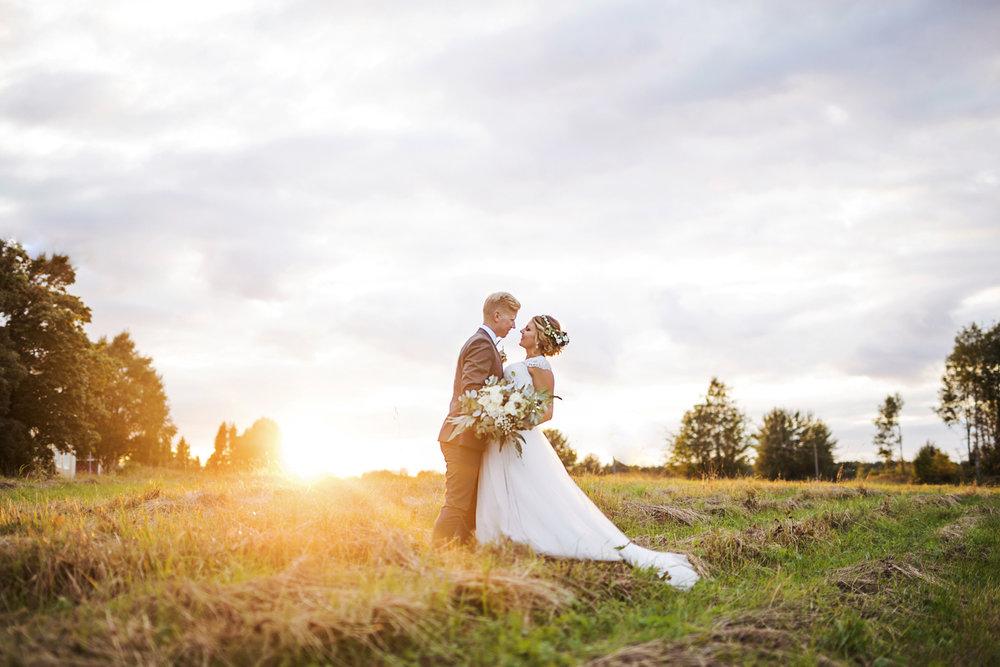Lisa-Marie Chandler - Bröllopsfotograf i Stockholm