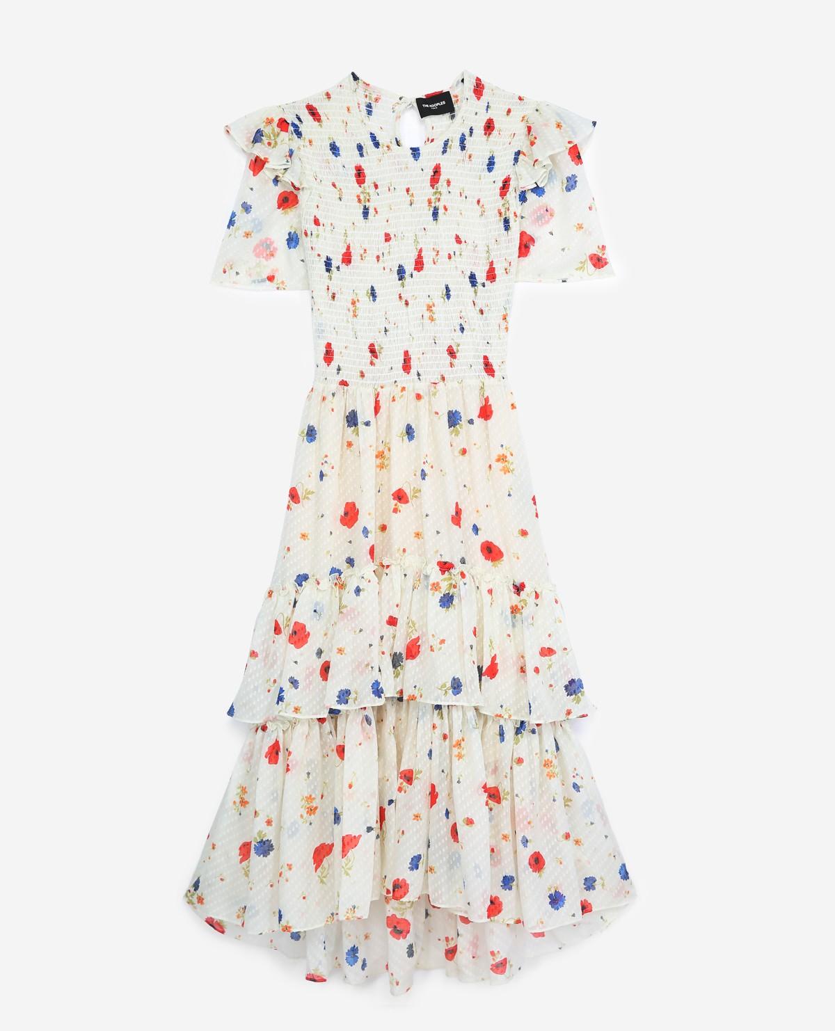 Floral dress , The Kooples