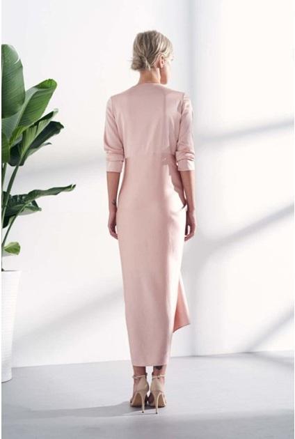 Pink dress , Seezona
