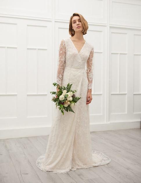 Brudklänning , Seezona