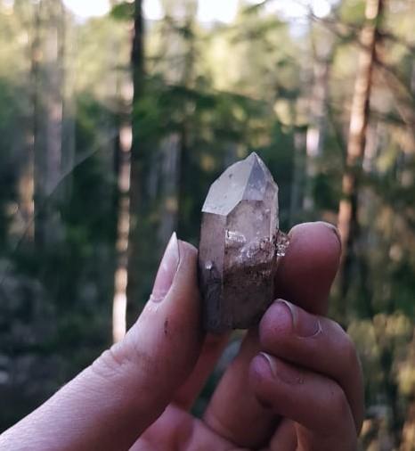 Bild från förra höstens stenletartripp.