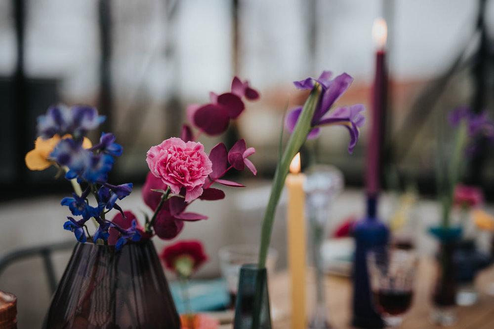 Photo:  Michaela Zabel  / Table setting:  Rental Stories