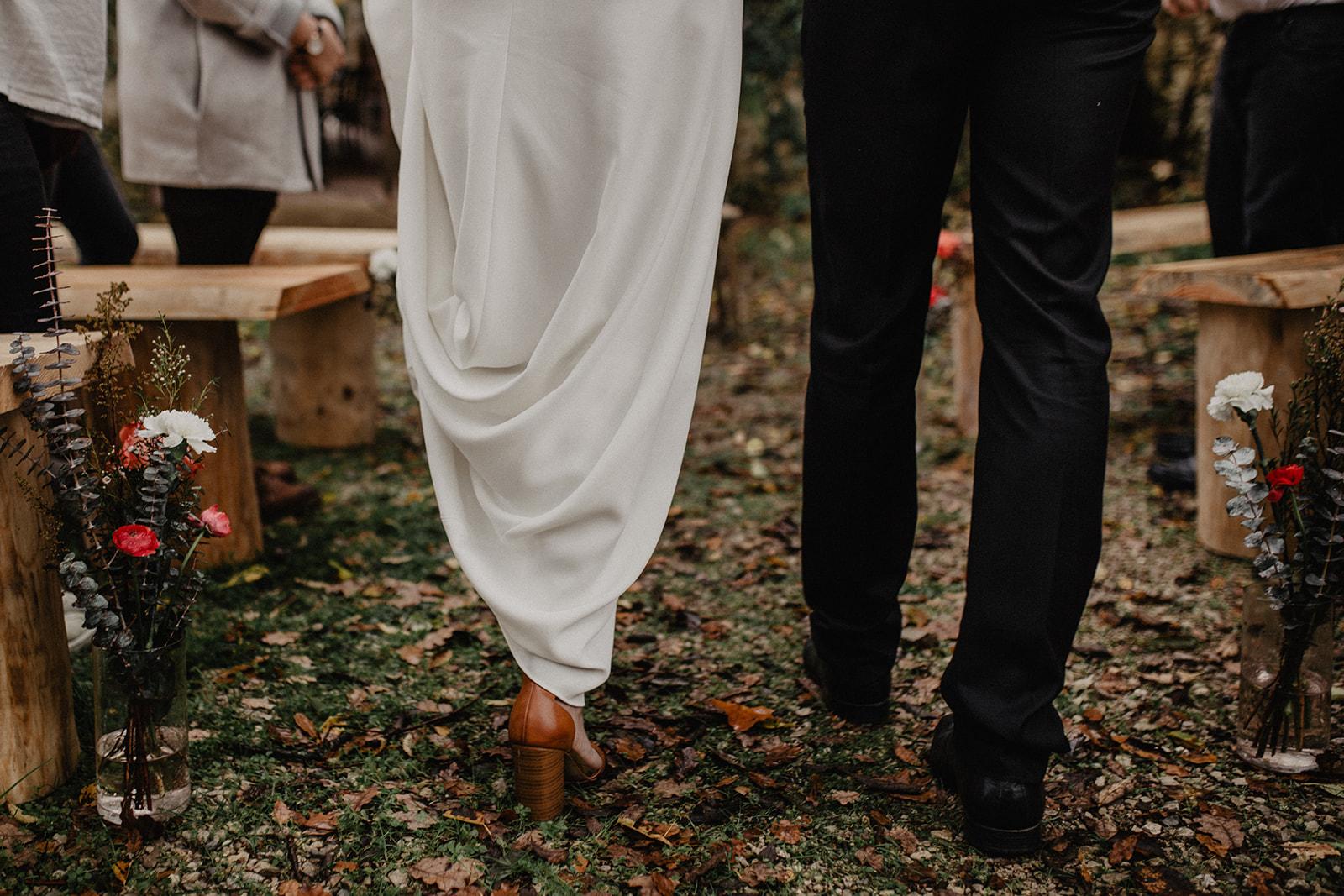 utomshusbröllop