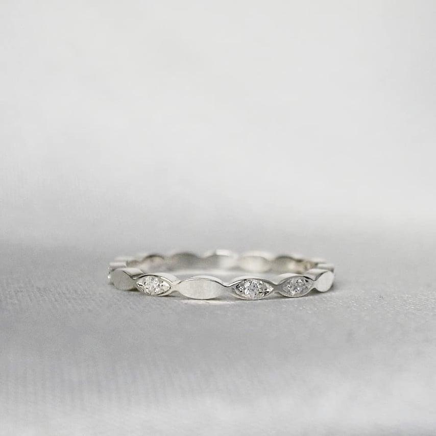 Min senaste ringmodell galaxy! Mina kunder har länge efterfrågat en liknande ring så det var dags att skapa en sådan!