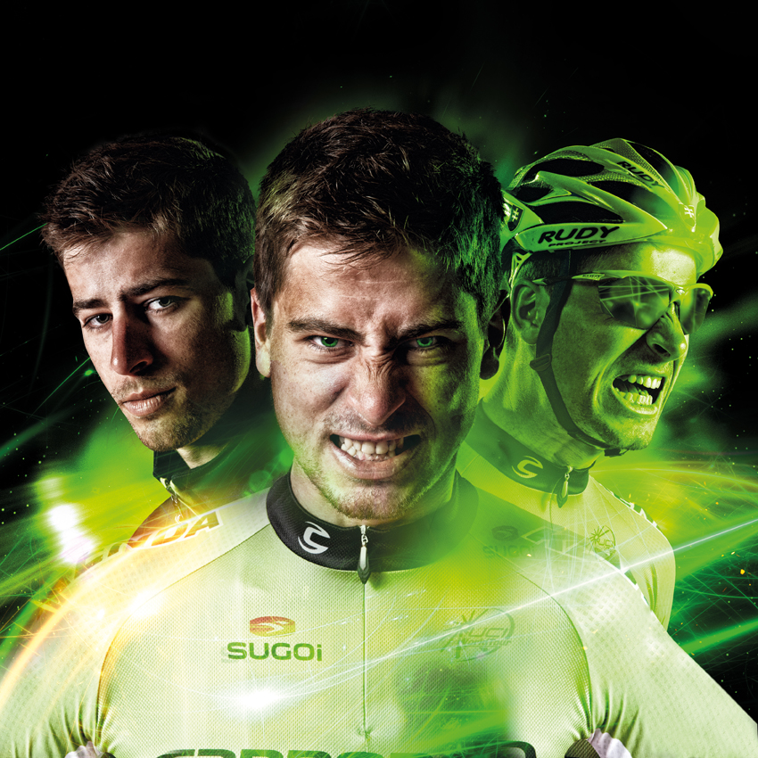 Our Hulk inspired cover.. the talented  @chrisstockerdes for   @ Procycling_mag  of  @ petosagan