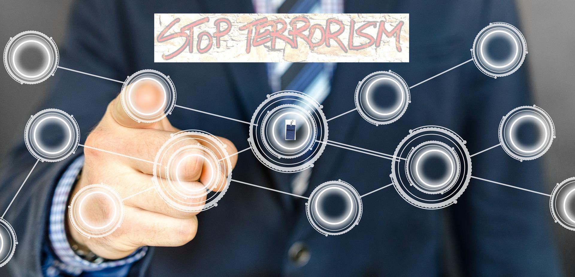 blockchain and winning the war on terror