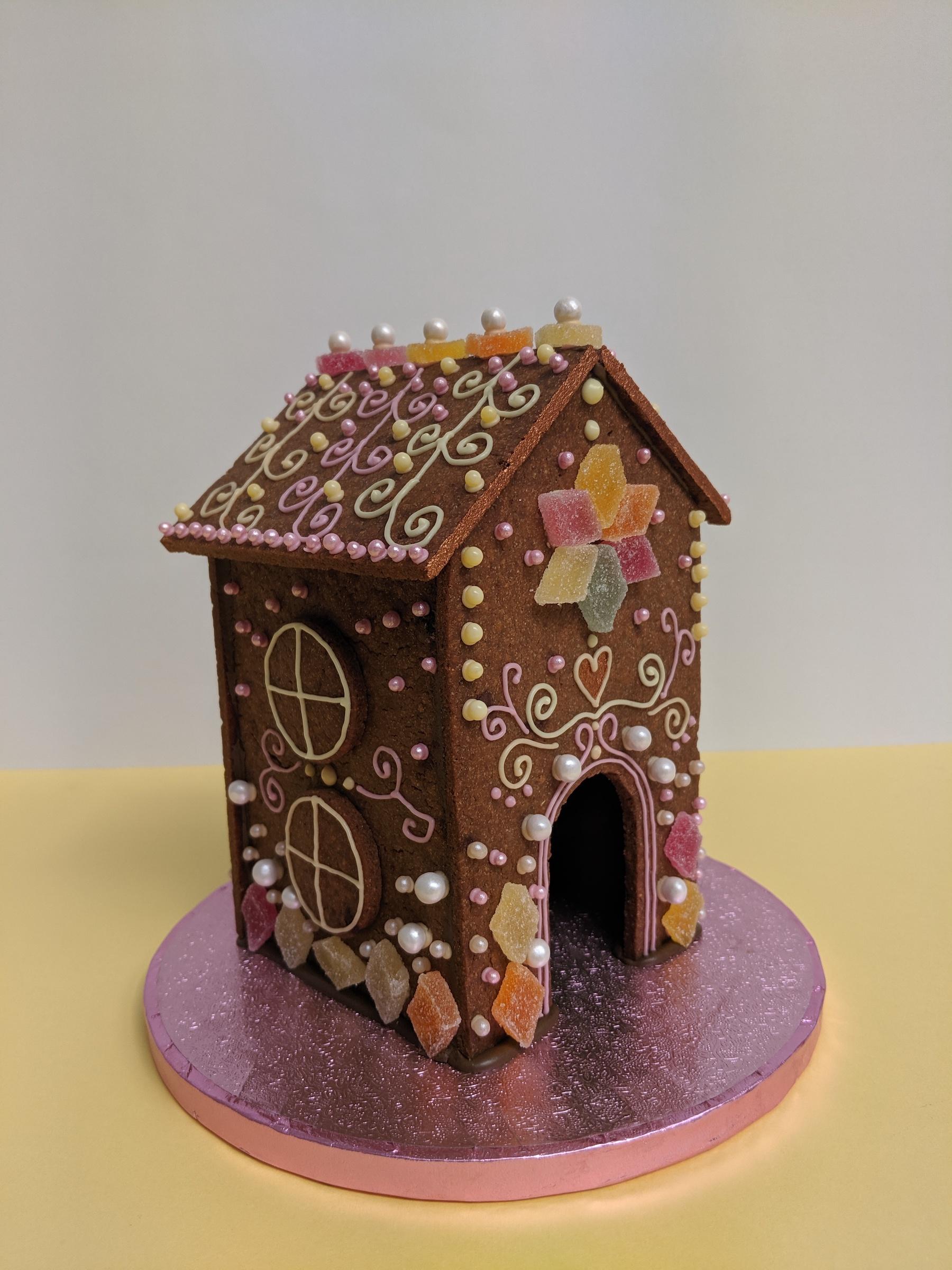 Vegan gingerbread house Maid of Gingerbread3.jpg