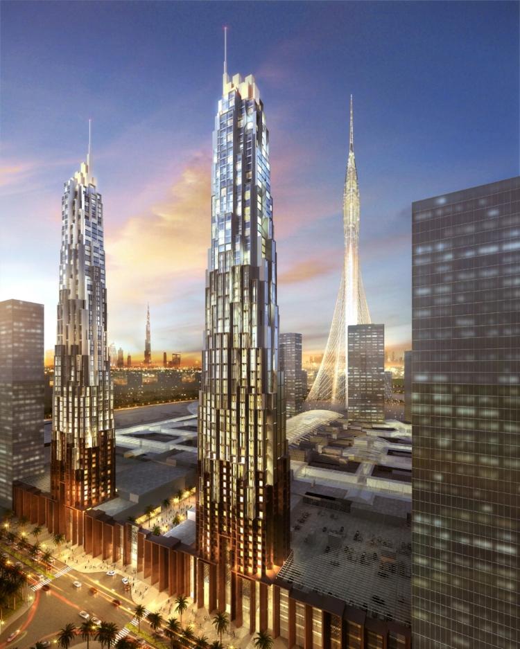 Image courtesy of Mossessian Architecture