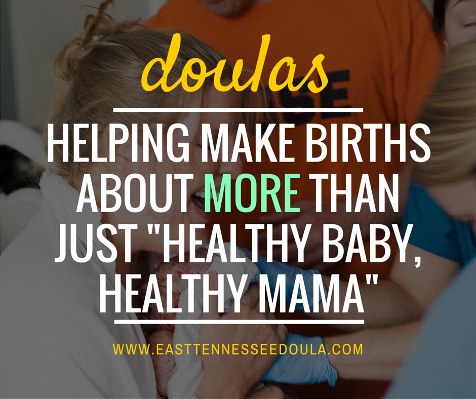 knoxville doula chattanooga more than