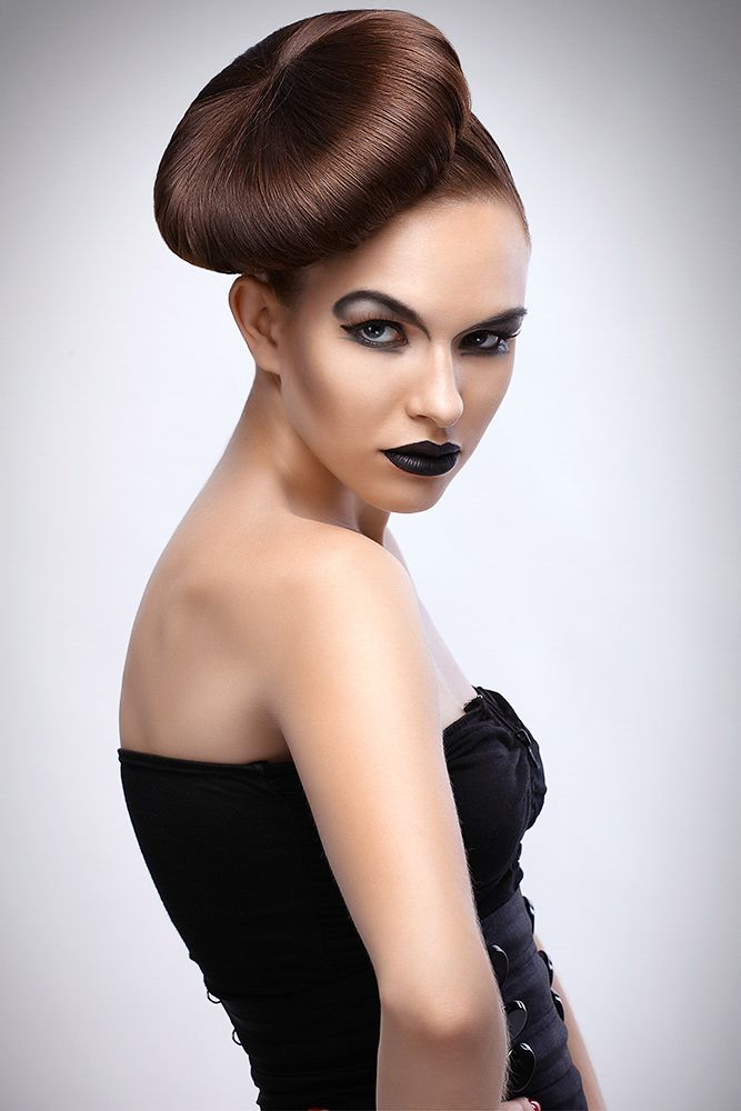 Beauty in ravishing black