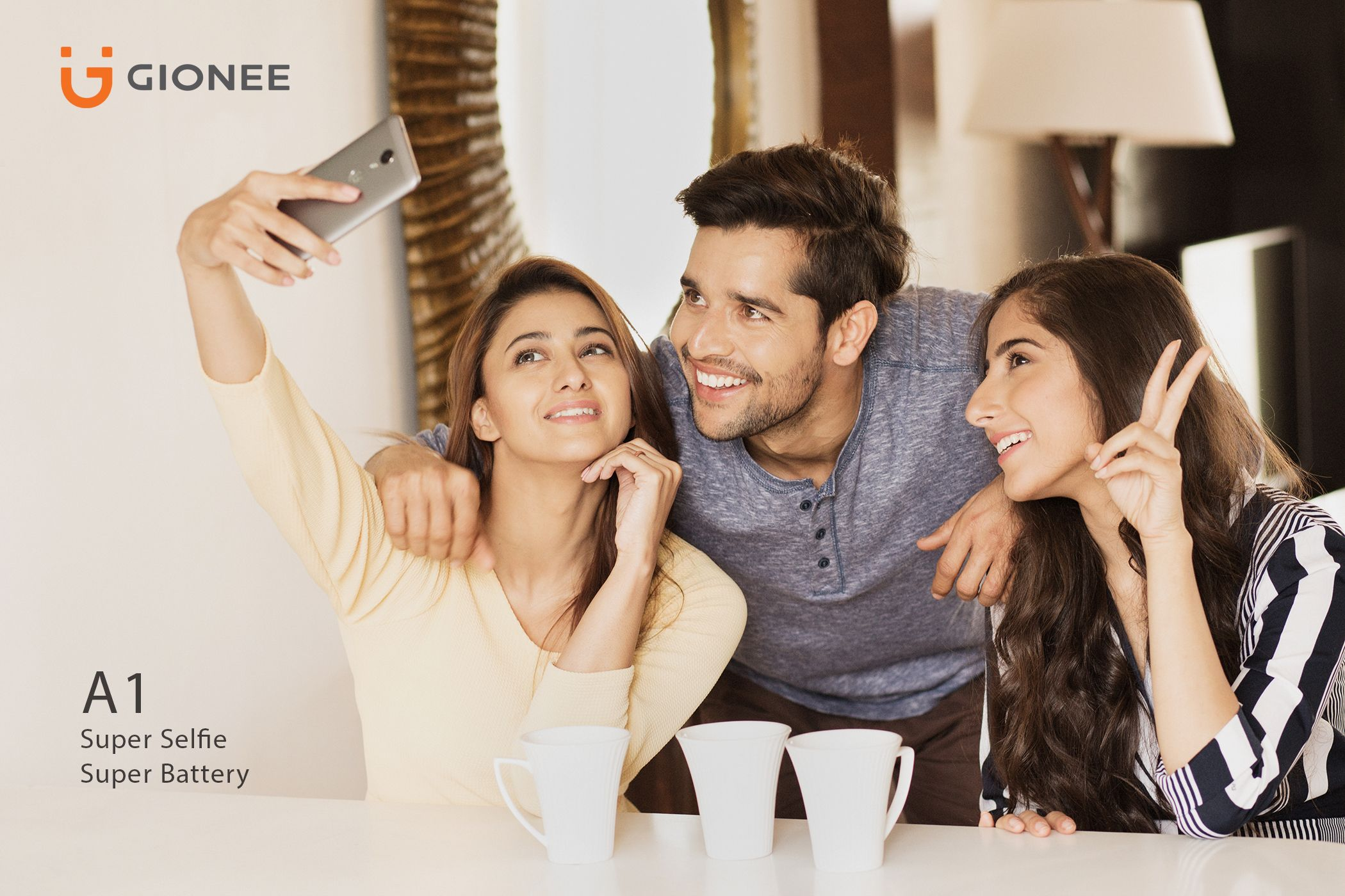 Gionee Advertising Campaign
