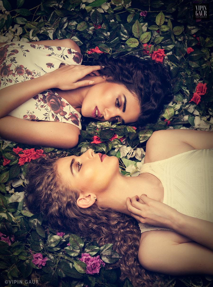 Model Photography shoot By Vipin Gaur Photography