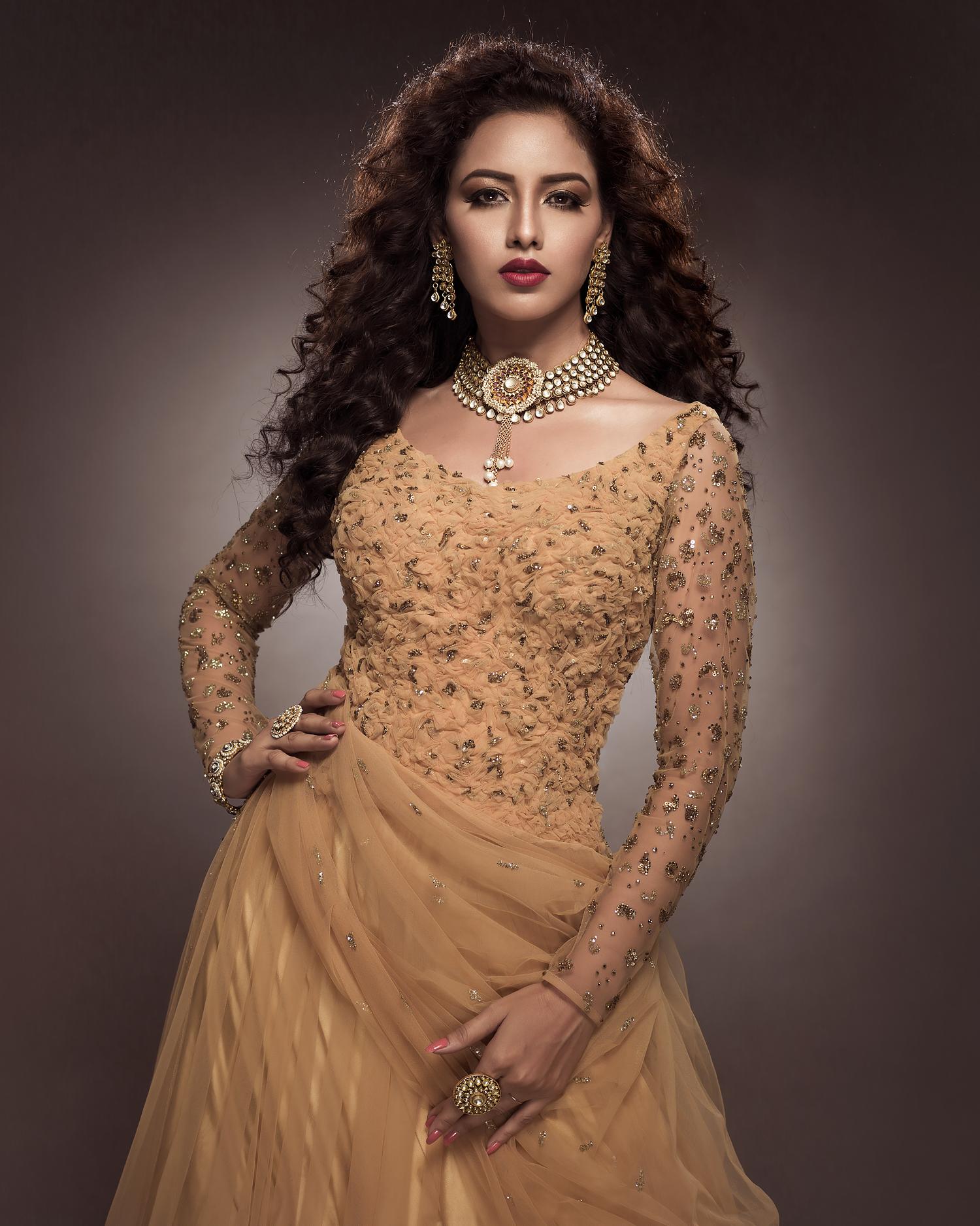 Female Model Portfolio By Vipin Gaur Photography