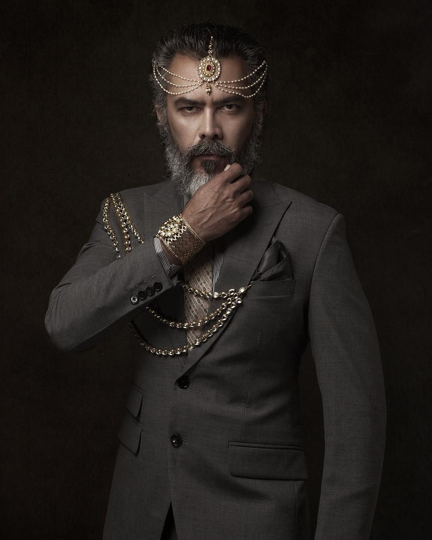 Fashion photography by Vipin Gaur