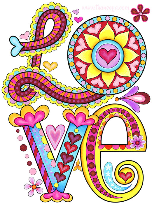Love by Thaneeya McArdle
