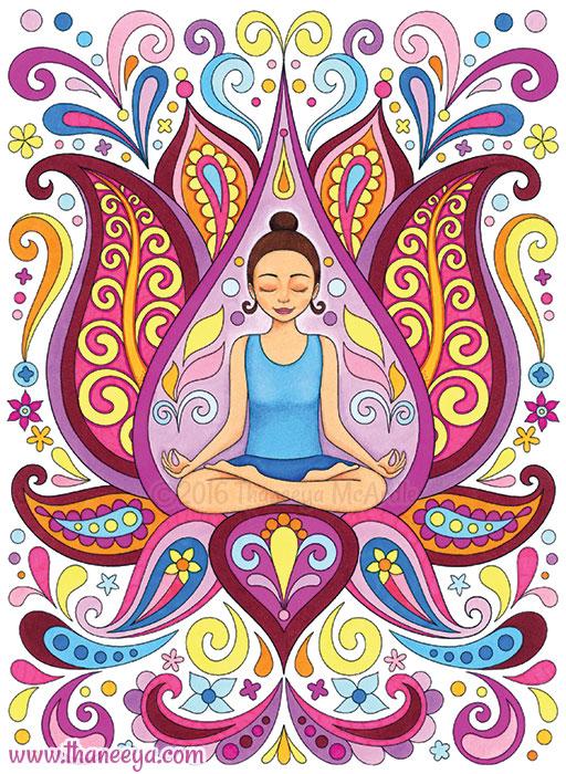 Meditations by Thaneeya McArdle