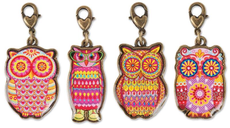 Owl Jewelry by Thaneeya McArdle